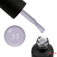 Гель-лак Edlen Professional 033 сиренево-серый, 9 мл
