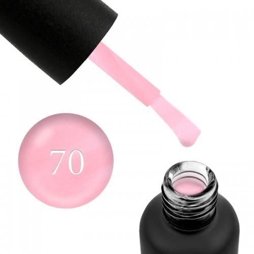 Гель-лак Edlen Professional 070 нежно-розовый с шиммерами, 9 мл, фото 1, 115.00 грн.