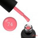 Гель-лак Edlen Professional 074 цветочно-розовый, 9 мл, фото 1, 115.00 грн.