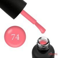 Гель-лак Edlen Professional 074 квітково-рожевий, 9 мл