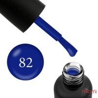 Гель-лак Edlen Professional 082 синий, 9 мл