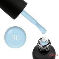 Гель-лак Edlen Professional 090 бледно-голубой, 9 мл