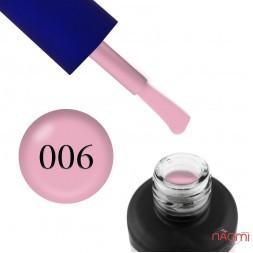 Гель-лак Fayno 006 холодный розовый, 7 мл