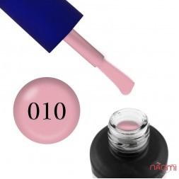 Гель-лак Fayno 010 кремово-рожевий, 7 мл