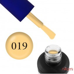 Гель-лак Fayno 019 мягкий желтый, 7 мл