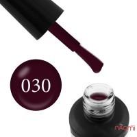 Гель-лак Fayno 030 сливове вино, 7 мл
