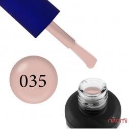 Гель-лак Fayno 035 пудровий-рожевий, 7 мл
