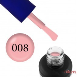Гель-лак Fayno 008 теплий рожевий, 7 мл