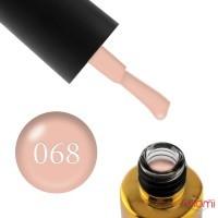 Гель-лак F.O.X Pigment 068 тілесно-персиковий, 7 мл