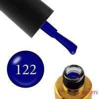Гель-лак F.O.X Pigment 122 глубокий синий, 6 мл