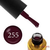 Гель-лак F.O.X Pigment 255 темный гранат, 6 мл