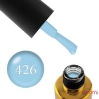 Гель-лак F.O.X Pigment 426 голубой, 6 мл