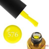 Гель-лак F.O.X Vitamins Vit D 576 мягкий дынно-желтый, 6 мл