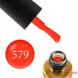 Гель-лак F.O.X Vitamins Vit B3 579 ягідно-рожевий, 6 мл