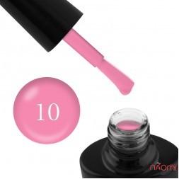 Гель-лак G.La color NEW 010 рожевий, 10 мл