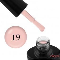 Гель-лак G.La color NEW 019 тілесно-рожевий, 10 мл