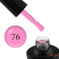 Гель-лак G.La color NEW 076, розовый, 10 мл