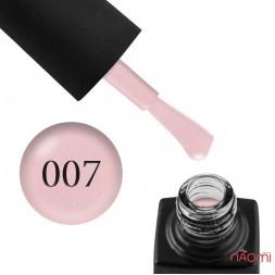 Гель-лак GO 007 розовый персик с шиммером, 5,8 мл