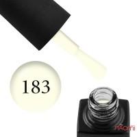 Гель-лак GO 183, бледно-лимонный, 5,8 мл