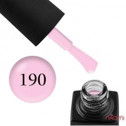 Гель-лак GO 190, сиренево-розовый, 5,8 мл