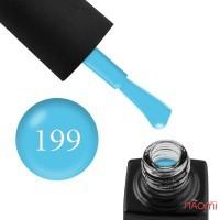Гель-лак GO 199, глубокий голубой, 5,8 мл