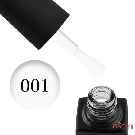 Гель-лак GO 001 белый, 5,8 мл, фото 1, 65.00 грн.