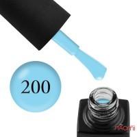 Гель-лак GO 200, голубой, 5,8 мл
