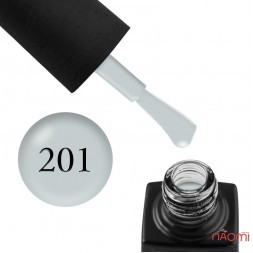 Гель-лак GO 201 светло-серый, 5,8 мл