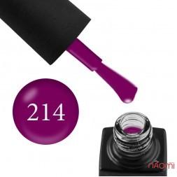 Гель-лак GO 214 пурпурная феерия, 5,8 мл