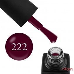 Гель-лак GO 222 виноградно-вишневый, 5,8 мл