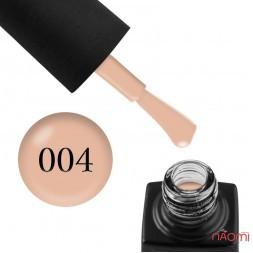 Гель-лак GO 004 нежно-розовый полупрозрачный перламутровый, 5,8 мл
