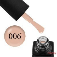 Гель-лак GO 006 блідо-рожевий, 5,8 мл