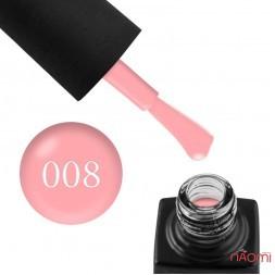 Гель-лак GO 008 светлый розовый, 5,8 мл