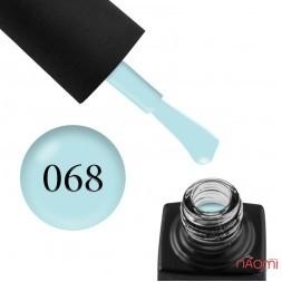 Гель-лак GO Active 068 Beauty is Power молочно-блакитний, 10 мл