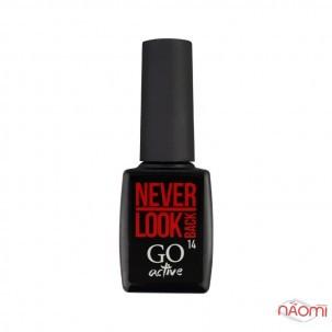 Гель-лак GO Active 014 Never Look Back красный, 10 мл