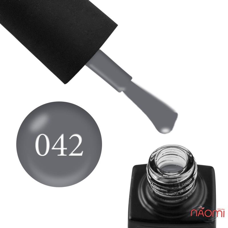 Гель-лак GO Active 042 Yes You Can серый, 10 мл, фото 1, 100.00 грн.