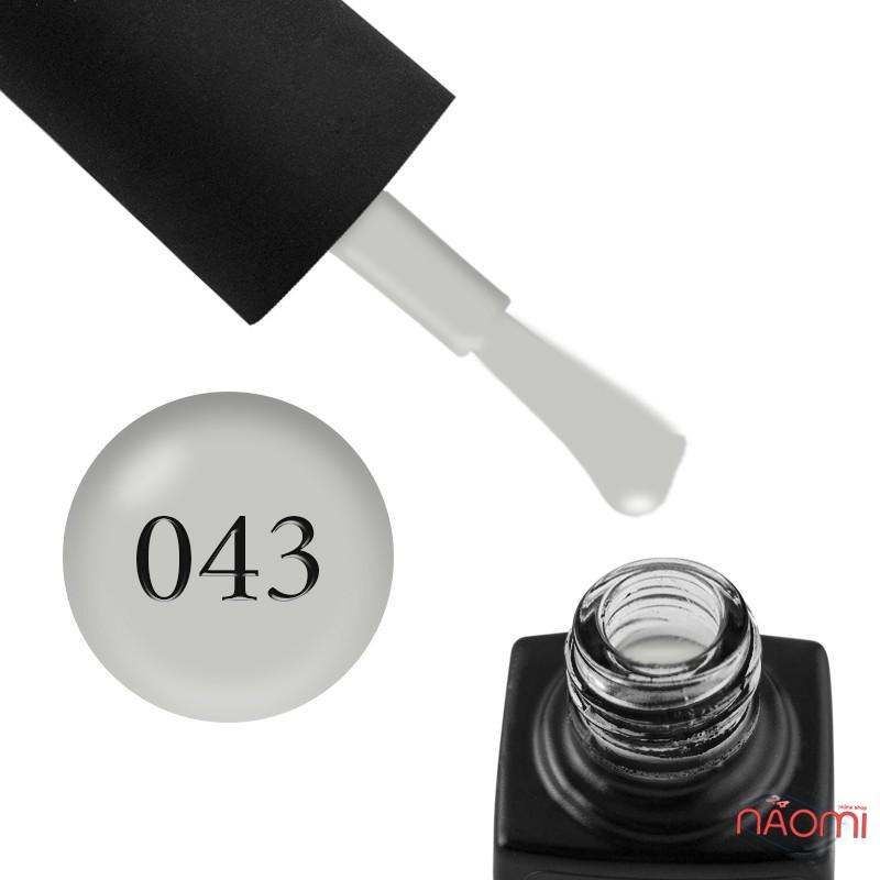 Гель-лак GO Active 043 Now or Never серый, 10 мл, фото 1, 100.00 грн.