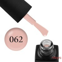 Гель-лак GO Active 062 розово-бежевый, 10 мл