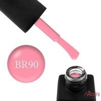 Гель-лак Kodi Professional Bright BR 090, светлый неоново-розовый, 8 мл