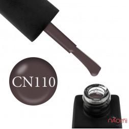 Гель-лак Kodi Professional Cappuccino CN 110 кофейный, 8 мл