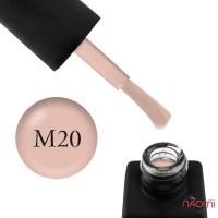 Гель-лак Kodi Professional Milk M 020 бежево-розовый, 8 мл
