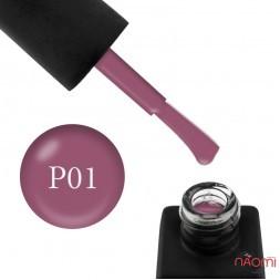 Гель-лак Kodi Professional Pink P 001 темно-розовый, 8 мл