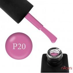Гель-лак Kodi Professional Pink P 020 насыщенный розовый, 8 мл