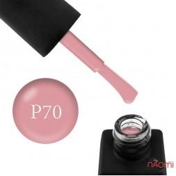 Гель-лак Kodi Professional Pink P 070 бежево-персиковый, 8 мл