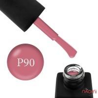 Гель-лак Kodi Professional Pink P 090 танго (м'який помаранчево-рожевий), 8 мл