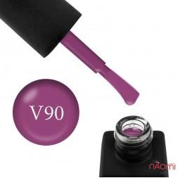 Гель-лак Kodi Professional Violet V 090 орхидея, 8 мл