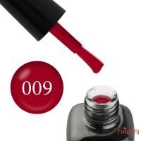Гель-лак LEO Classic 009 томатно-красный, 9 мл