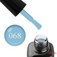 Гель-лак LEO Classic 068 небесно-голубой, 9 мл