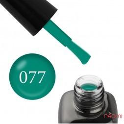 Гель-лак LEO Classic 077 зеленый, 9 мл