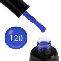 Гель-лак LUXTON 120 синий сапфир, 10 мл